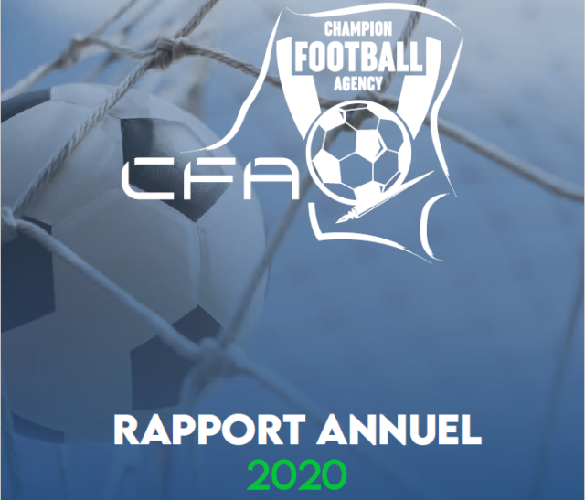 Rapport Annuel Cfa 2020